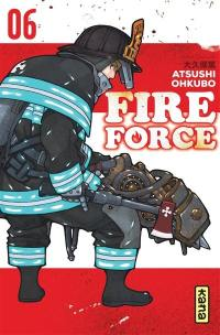 Fire force. Volume 6