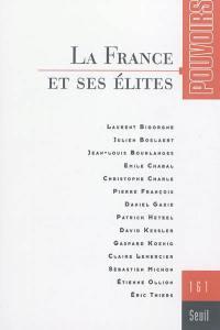 Pouvoirs. n° 161, La France et ses élites