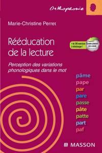 Rééducation de la lecture