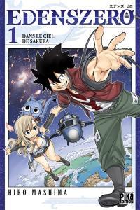 Edens Zero. Volume 1, Dans le ciel de Sakura