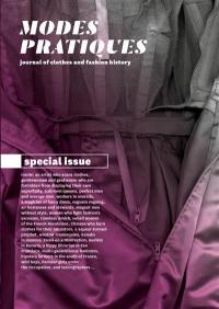 Modes pratiques : journal of clothes and fashion history, special issue,