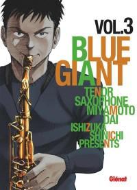 Blue giant. Volume 3, Blue giant