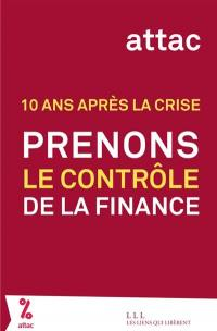 Prenons le contrôle de la finance !