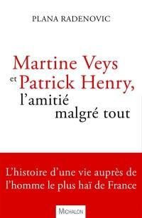 Martine Veys et Patrick Henry