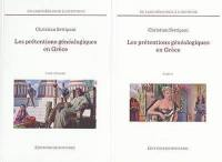 Les prétentions généalogiques en Grèce : de l'époque byzantine à l'époque archaïque