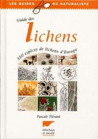 Guide des lichens