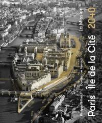 Paris, île de la Cité, 2040