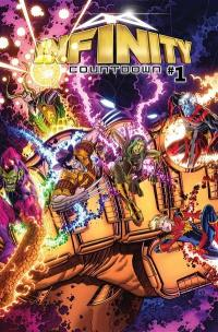 Infinity wars. n° 1, Coup d'envoi