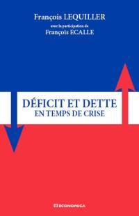 Déficit et dette en temps de crise
