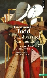 La diversité du monde : structures familiales et modernité