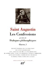 Oeuvres. Volume 1, Les Confessions