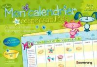 Mon calendrier de responsabilités