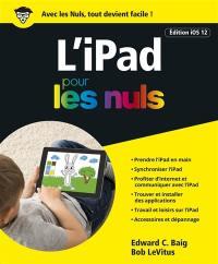 L'iPad pour les nuls