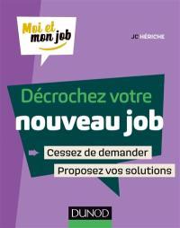 Décrochez votre nouveau job