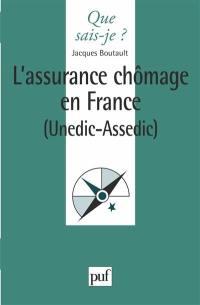 L'assurance-chômage en France