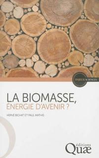 La biomasse : énergie d'avenir ?