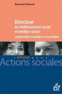 Directeur en établissement social et médico-social