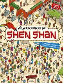 Shen Shan, A la recherche de Shen Shan