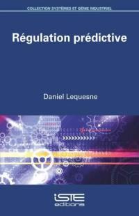 Régulation prédictive