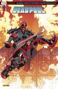 Marvel legacy : Deadpool. n° 2