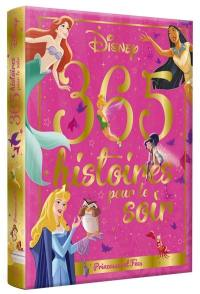 365 histoires pour le soir, Princesses et fées