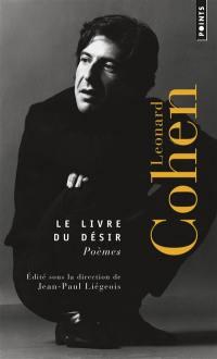Le livre du désir : book of longing : poèmes