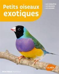 Petits oiseaux exotiques