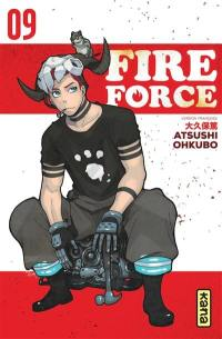 Fire force. Volume 9,