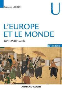 L'Europe et le monde
