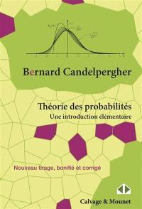 Théorie des probabilités