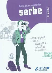 Le serbe de poche