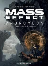 Mass effect Andromeda : la création d'un univers : artbook officiel