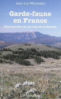 Garde-faune en France