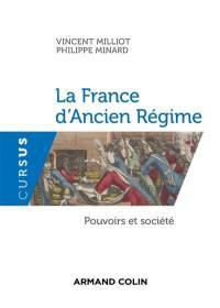La France d'Ancien Régime