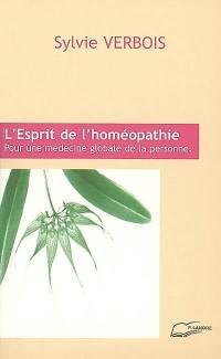 L'esprit de l'homéopathie