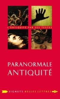 Paranormale Antiquité : la mort et ses démons en Grèce et à Rome