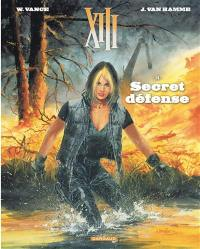 XIII. Volume 14, Secret défense