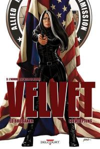 Velvet. Volume 3, L'homme qui vola le monde