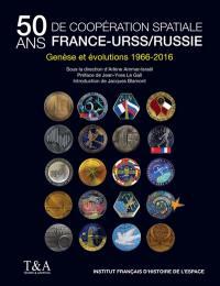 Cinquante ans de coopération spatiale France-URSS Russie