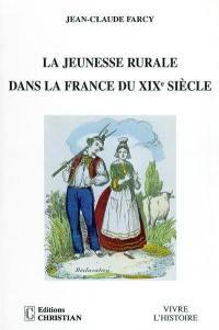 La jeunesse rurale dans la France du XIXe siècle