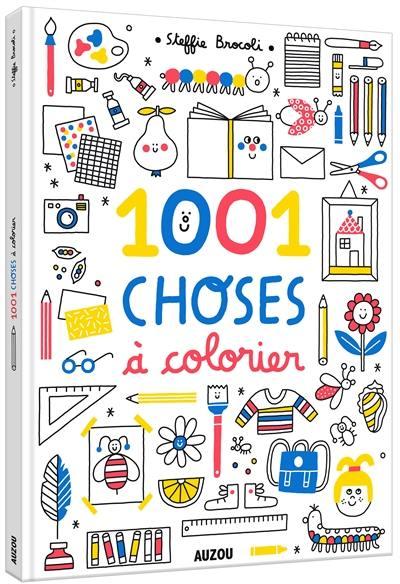 1.001 choses à colorier