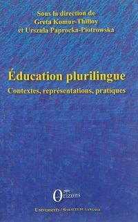 Education plurilingue