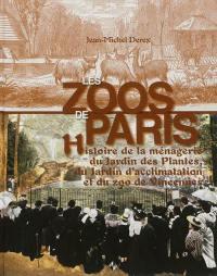 Les zoos de Paris
