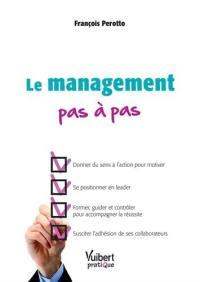 Le management pas à pas