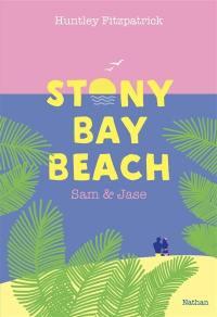Stony bay beach, Sam & Jase