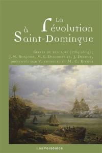 La révolution à Saint-Domingue