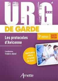 Urg' de garde 2019-2020