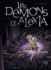 Les démons d'Alexia. Volume 7, Chair humaine