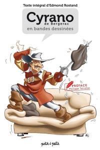 Cyrano de Bergerac : en bandes dessinées : texte intégral d'Edmond Rostand