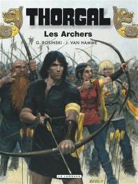 Thorgal. Volume 9, Les archers